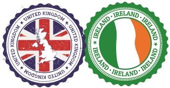 Estudiar inglés en el extranjero Logo